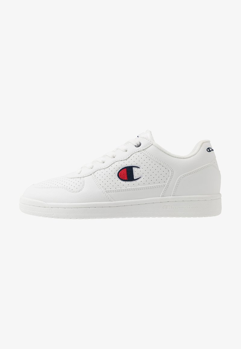 Champion - LOW CUT SHOE CHICAGO - Matalavartiset tennarit - white