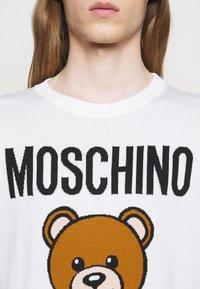 MOSCHINO - Jumper - white - 4