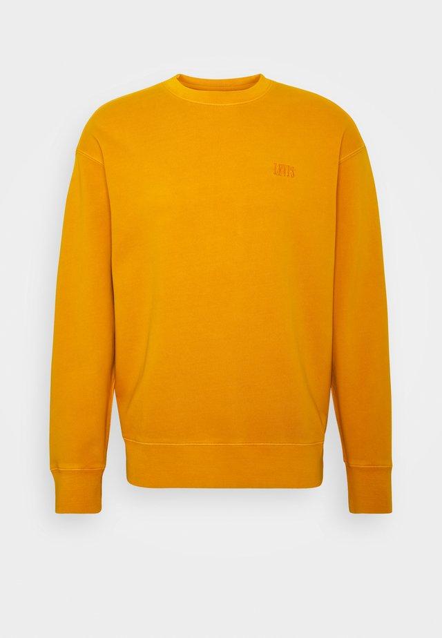 Felpa - dark yellow