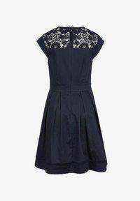 s.Oliver - Day dress - navy - 1