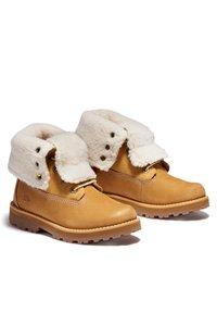 Timberland - Winter boots - wheat nubuck - 1