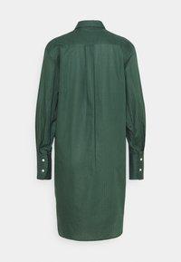 Filippa K - ALANA DRESS - Košilové šaty - green emer - 6