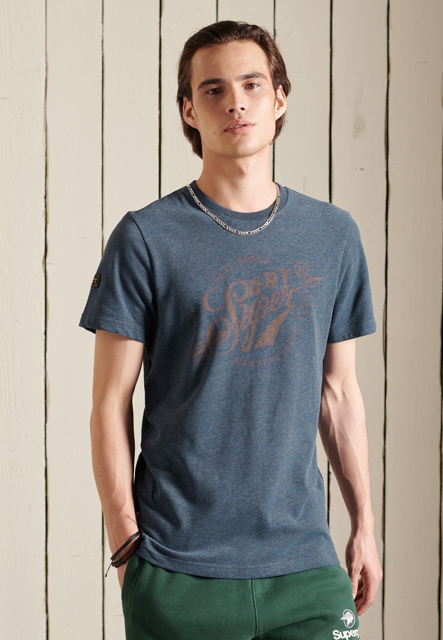 Men MOUNTAIN  - Print T-shirt