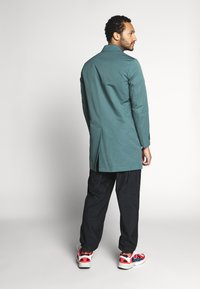 River Island - AIRFORCE CAR - Trenchcoat - blue - 2