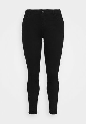 NMLUCY - Jeans Skinny Fit - black
