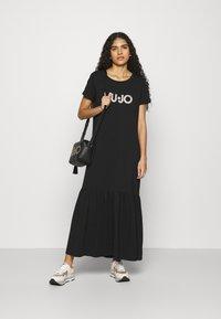 Liu Jo Jeans - ABITO - Maxi dress - nero - 1