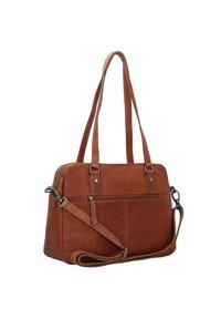 The Chesterfield Brand - BARCELONA - Laptop bag - cognac - 1