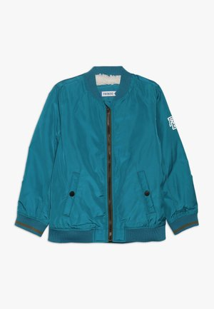 Winter jacket - mykonos blue