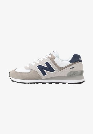 574 - Sneakersy niskie - grey/white