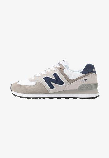 574 - Sneakersy niskie - grey/white