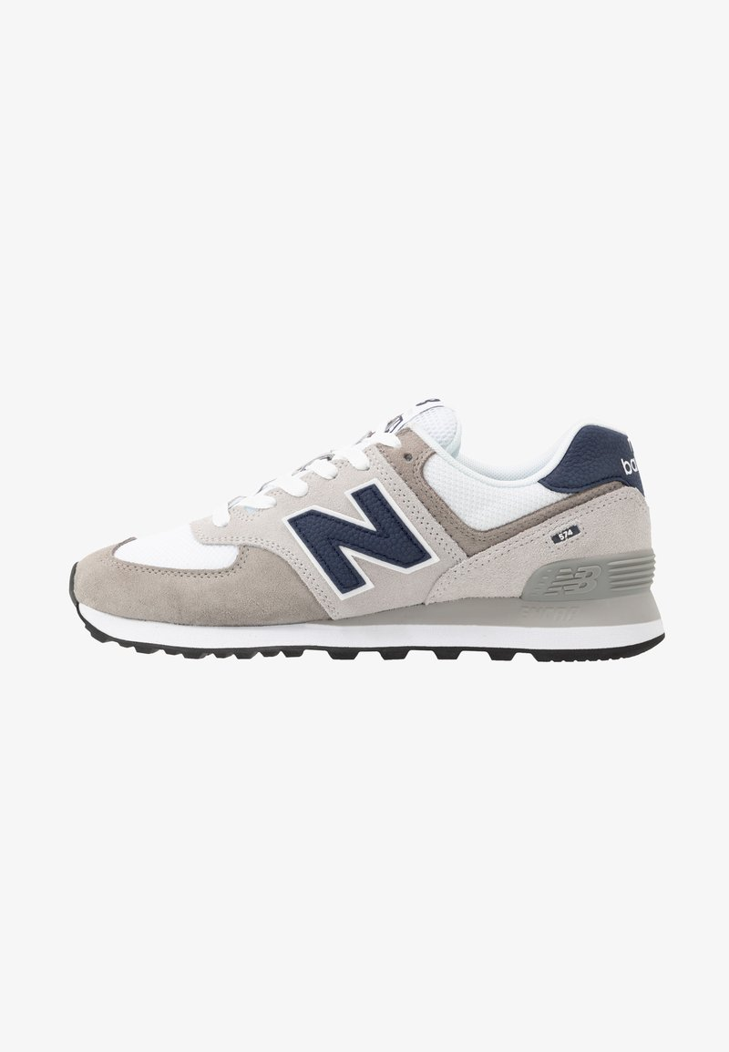New Balance - 574 - Baskets basses - grey/white