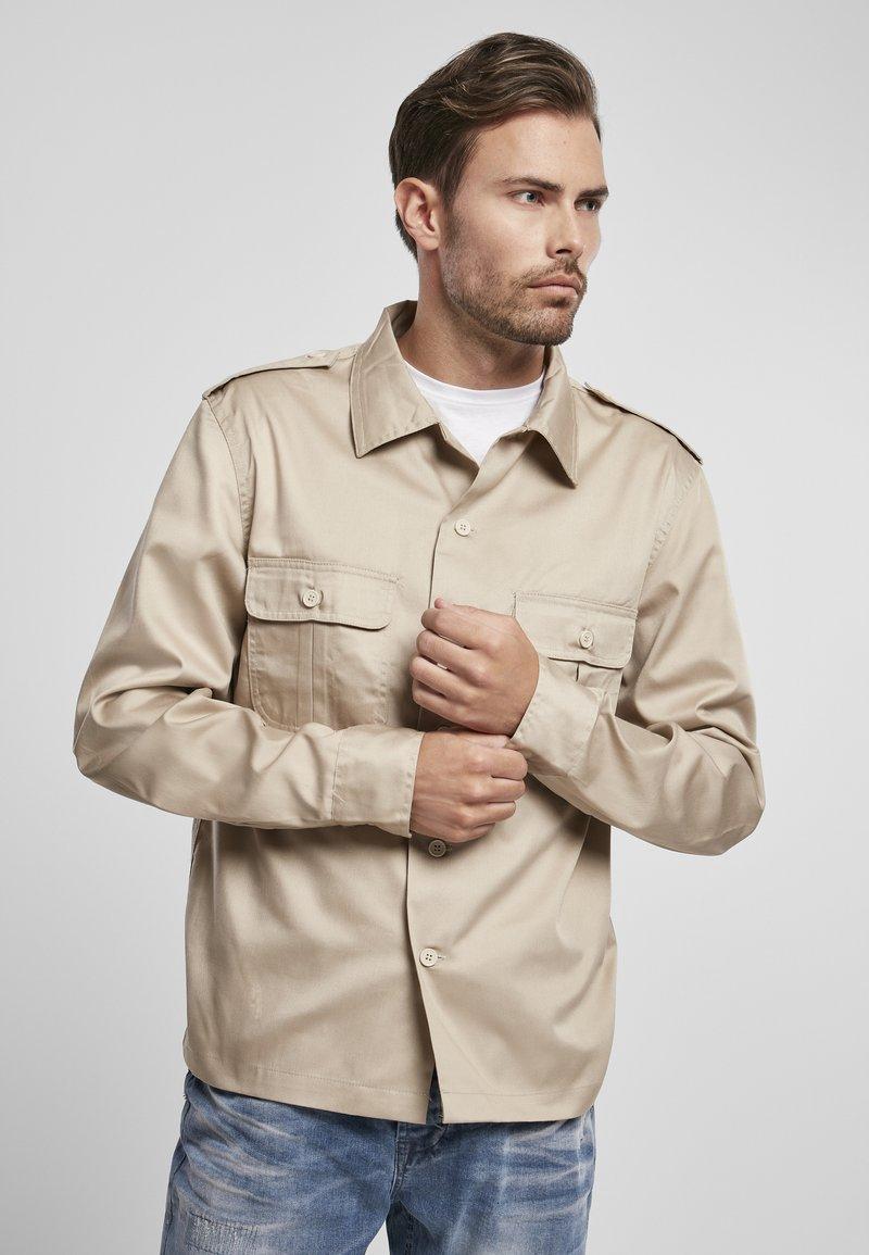 Brandit - Košile - beige