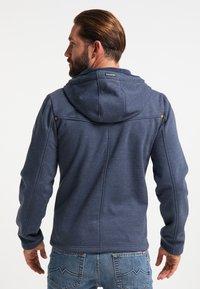 Schmuddelwedda - Outdoor jacket - marine melange - 2