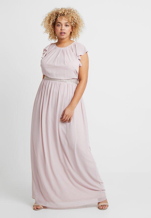 EXCLUSIVE JACOBA DRESS - Suknia balowa - new mink