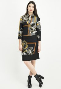 Nicowa - ITANJA - Shift dress - yellow - 1