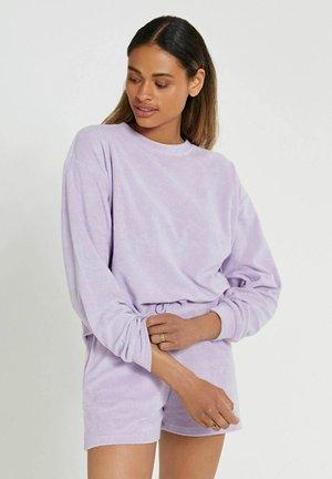 Sweatshirt - pastel lilac purple