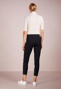 Lauren Ralph Lauren - PANT - Pantalon classique - black - 2