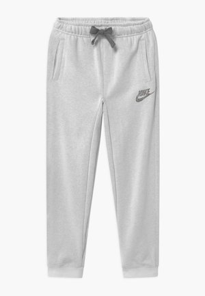 BOTTOM - Pantalones deportivos - light grey