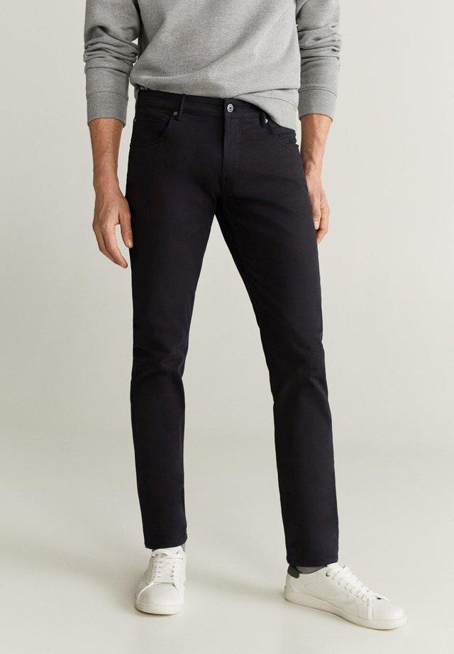 PISA - Trousers - black