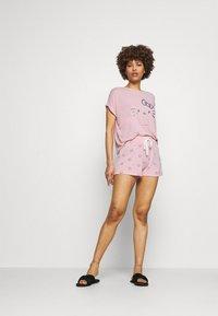 Women Secret - Pyjamas - light melange - 0