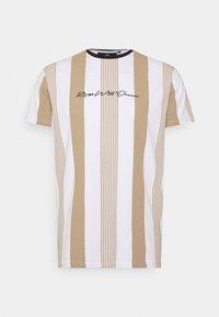 VEDLO TEE - T-shirt print - stone