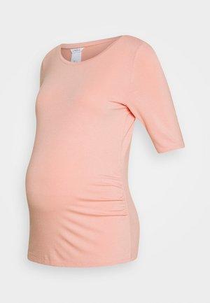 MOM VIRA - Topper langermet - dusty pink