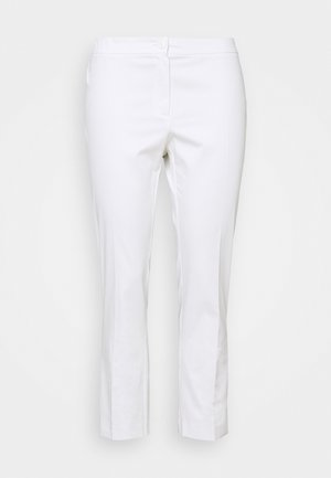 RIOLO - Trousers - white