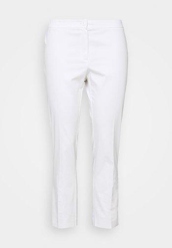 RIOLO - Trousers - white