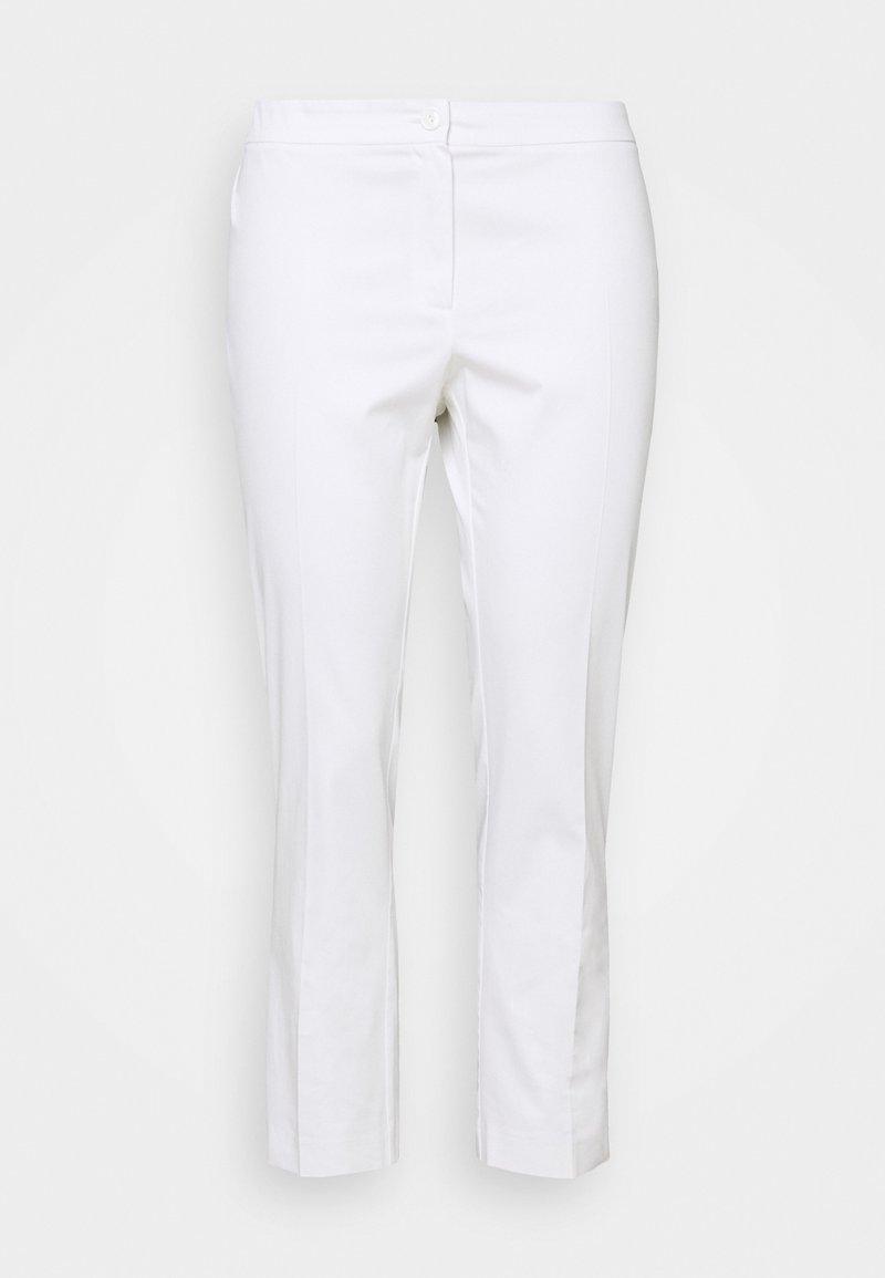 Persona by Marina Rinaldi - RIOLO - Trousers - white