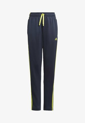 DESIGNED 2 MOVE 3-STRIPES JOGGERS - Pantalones deportivos - blue