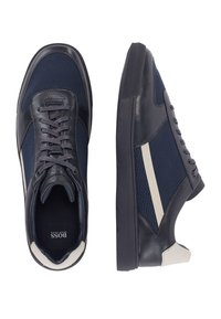 BOSS - COSMOPOOL TENN MXME - Trainers - dark blue - 2