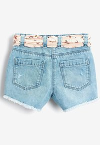 Next - Jeans Shorts - light-blue denim - 3