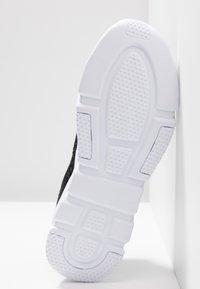 KangaROOS - KERBO SLIP - Sneakers high - jet black - 6