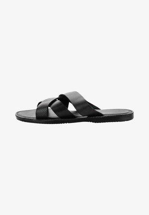 GIOVANIA  - Sandály - black
