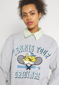 Gina Tricot - PARENT - Sweatshirt - grey melange - 3