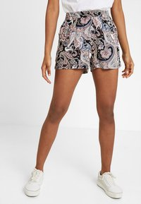 ONLY - ONLNOVA - Shorts - black - 0