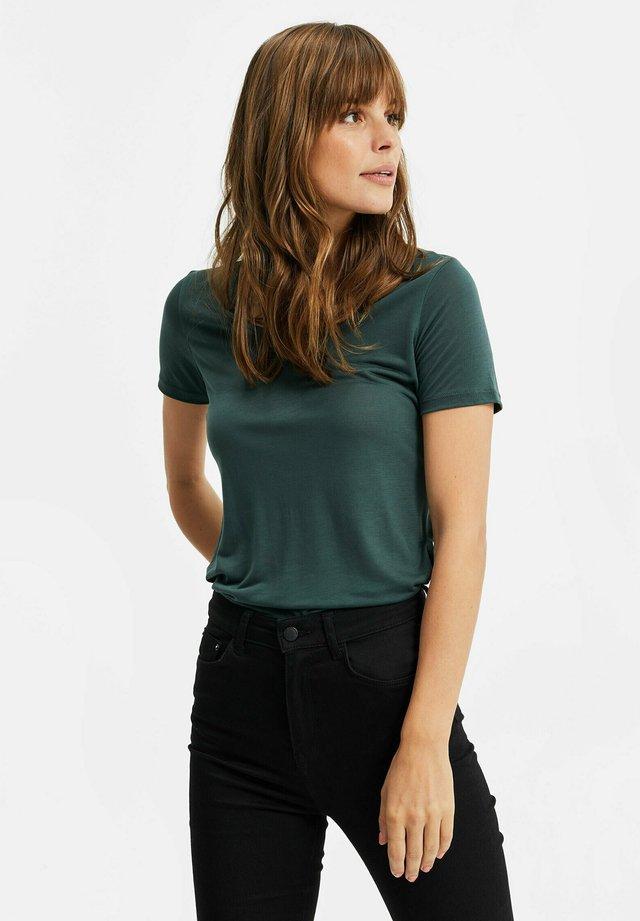 T-shirt basique - dark green