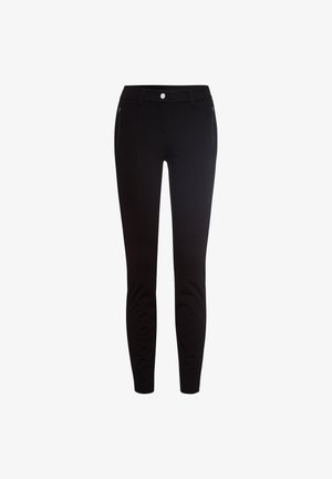 STYLE COLEEN - Trousers - black
