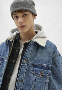 PULL&BEAR - Denim jacket - light blue - 3