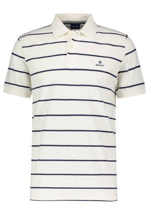 BRETON STRIPE RUGGER - Polo shirt - offwhite (20)