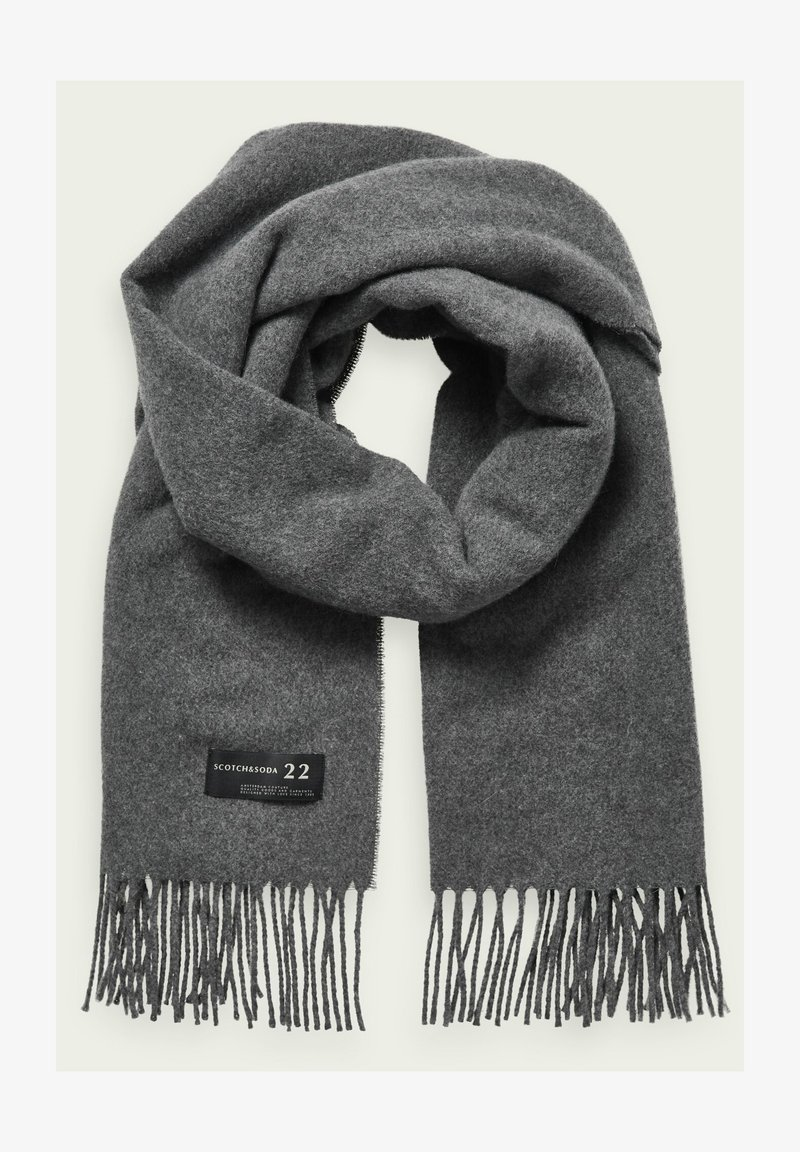 Scotch & Soda - Scarf - graphite melange