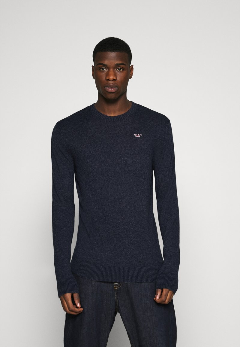 Hollister Co. - CORE CREW - Pullover - navy