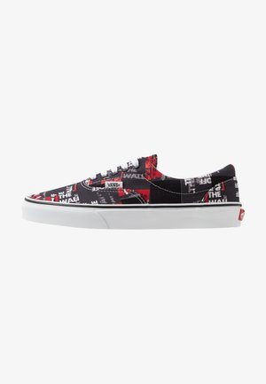ERA - Zapatillas - black/red/true white