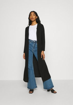 ONLLUNA LONG CARDIGAN - Cardigan - black