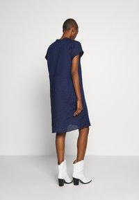 Seidensticker - MALIA  - Day dress - dunkelblau - 2