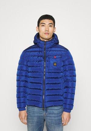 HUNTER JACKET - Down jacket - blu