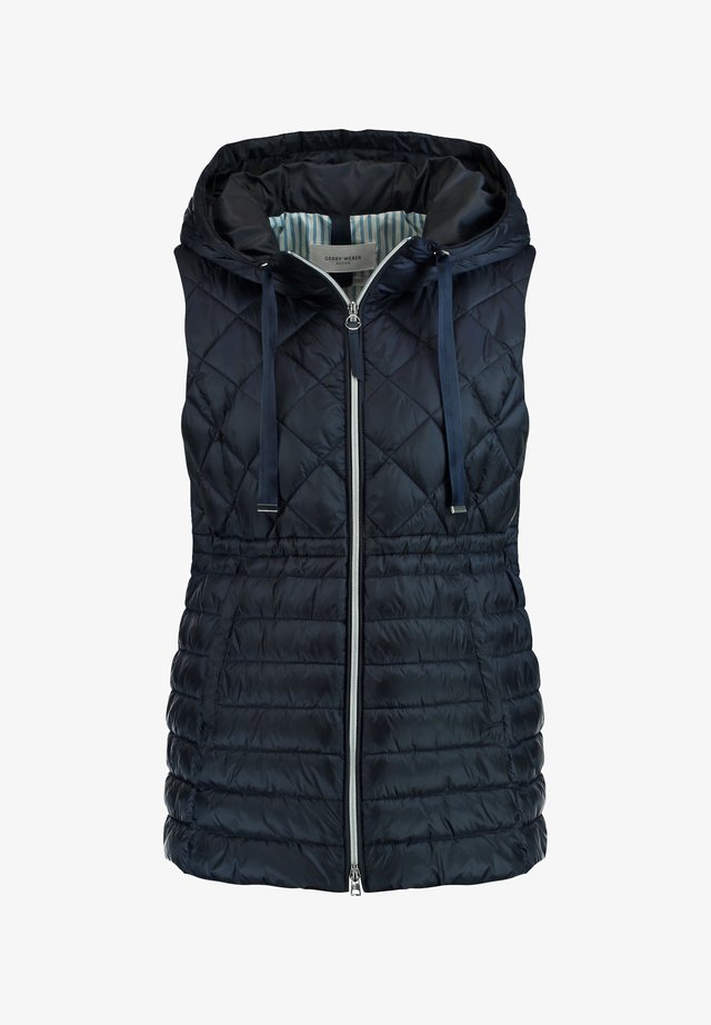 Bodywarmer - dark navy