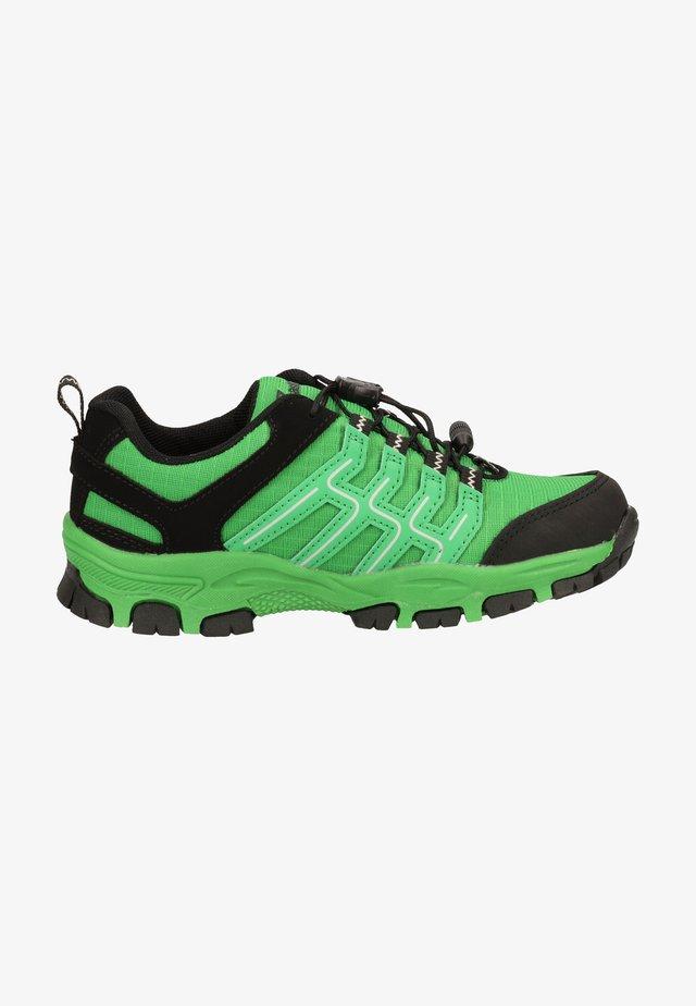 Obuwie hikingowe - green