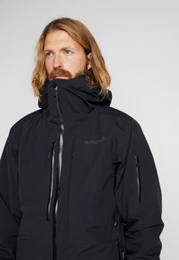 Norrøna - LOFOTEN - Ski jacket - caviar - 6