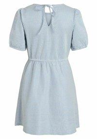 Vila - Day dress - cashmere blue - 6